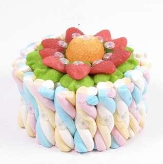 Marshmallow Mini Cake 250g