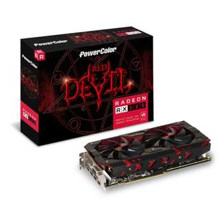 PowerColor Red Devil Radeon RX 580 8GB RX580