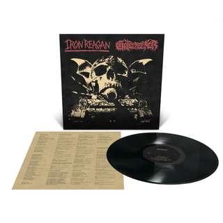 Iron Reagan, Gatecreeper – Iron Reagan And Gatecreeper Vinyl LP