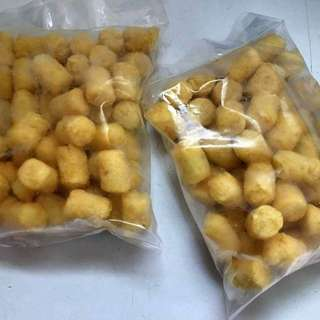 Potato Cheese Pop