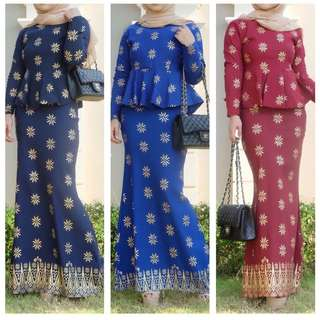Songket Suit