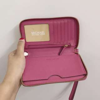 💯 Authentic! Michael Kors Jet Set Travel Large in Tulip