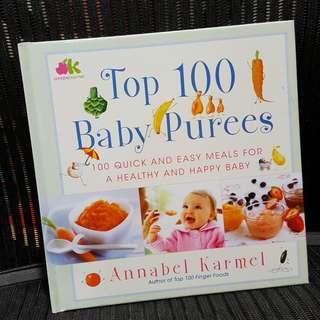 Baby food glass jars container babies kids nursing feeding on top 100 baby purees annabel karmel baby food recipe book forumfinder Image collections
