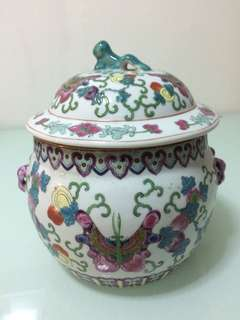 Porcelain Container