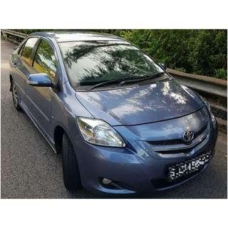 Toyota Vios 1.5 Auto G LX