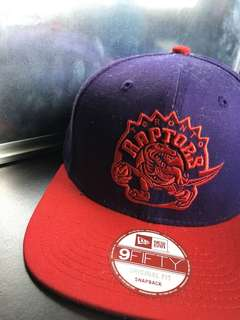 RAPTORS AWAY CAP