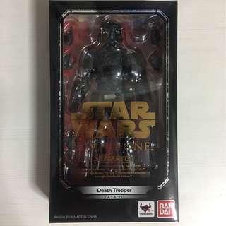S H Figuarts Star Wars Rogue One Deathtrooper