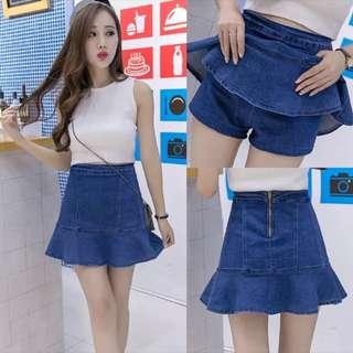 Brand new Denim Skirt