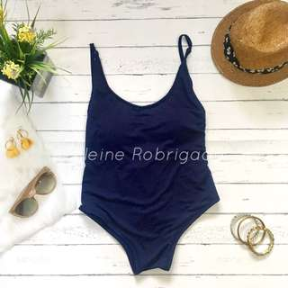 Valerie low back one piece swimsuit