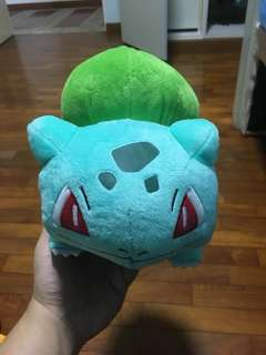 Pokemon soft toy-bulbasaur
