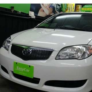 !!保證實車實價!! 豐田  VIOS  E版 06年  白色  1500cc   預售17.8萬  可議