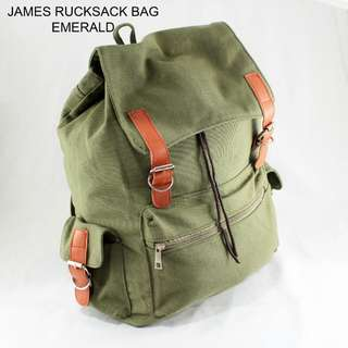 James Rucksack Backpack