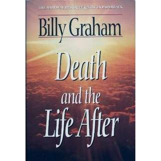 [eBook] Death and the Life After - Billy Graham