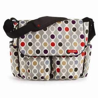 Skip Hop Deluxe Diaper Bag