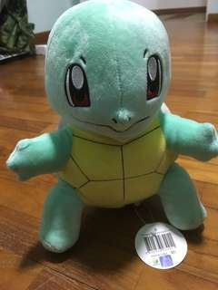 Pokemon soft toy - Squirtle