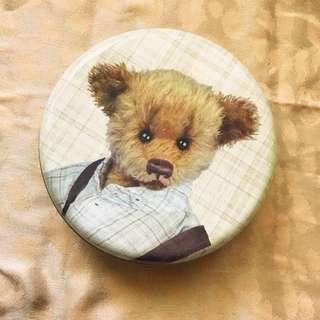 🚚 Jenny Bakery 珍妮曲奇 聰明小熊 餅乾盒