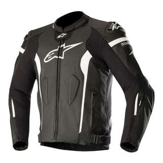 Alpinestars Missile Leather Tech-Air Compatible Jacket