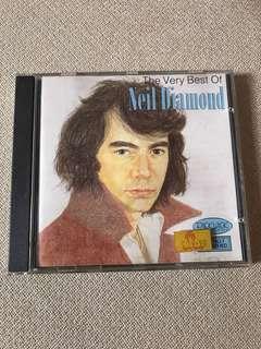 Cd box C2 - The Very Best Of Neil Diamond