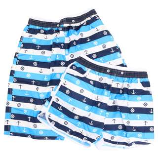 Couple Shorts Beach Wear Swim Wear Free Size