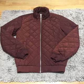 Esprit Puffer Jacket with Hoodie
