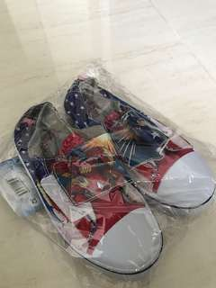 Marvel Children Shoes ( New )