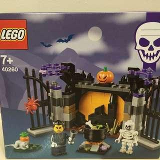 40260- Halloween Haunt