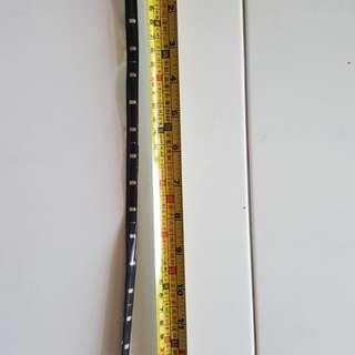 1x30cm led strip light red