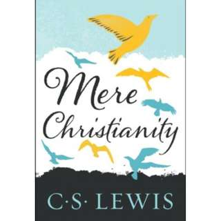 [eBook] Mere Christianity - C S Lewis