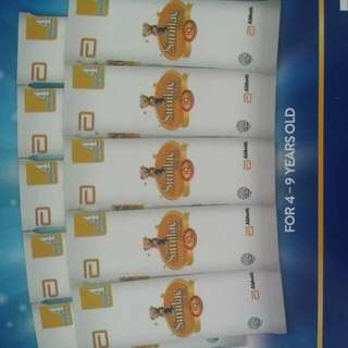 Similac Stage 4 Sachets (Made In Singapore For Malaysia)