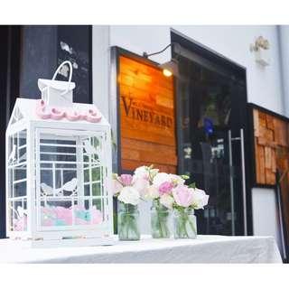 Wedding Birdcage Ang Bao Box Rental