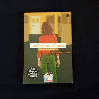 Novel Looking for Alibrandi by Melina Marchetta (TeenLit GPU)