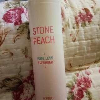 A'pieu Stone Peach Pore Less Freshener
