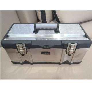 King Toyo Stainless Steel Tool box
