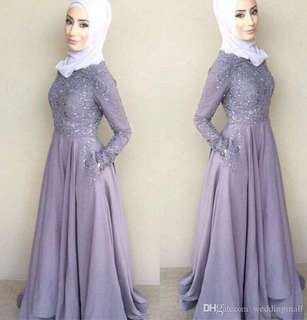 Evening Gown tailored