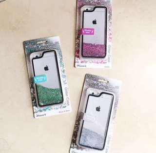 SUPER SALE💥 Glitter phone case!! 2 for 350