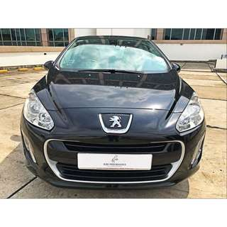 Peugeot 308 1.6 Auto Turbo Allure Glassroof