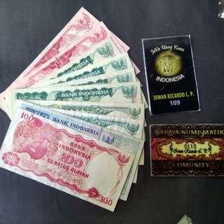 Borongan uang kuno