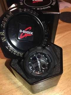罕有軍錶帶Casio G-shock手錶