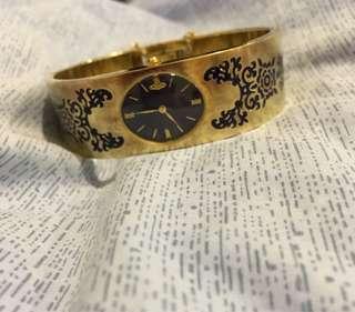 Vivienne westwood 手錶手鐲 bracelet watch