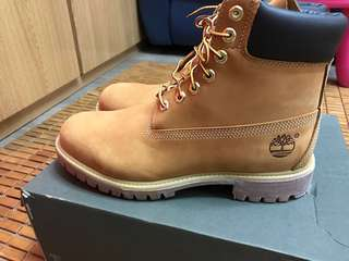 Timberland Yellow Boots 黃靴 防水鞋