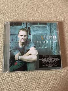 Cd box C2 - Sting all this time