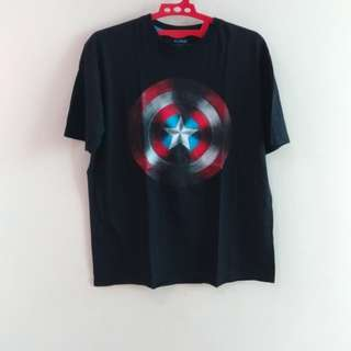 ALTER EGO Captain America T-Shirt