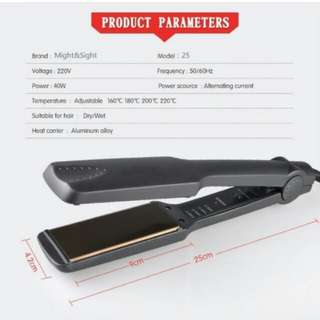 Hair Straighter iron for sale