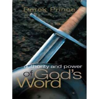 [eBook] Authority and Power of God's Word - Derek Prince