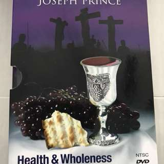 Health and Wholeness through the holy communion Joseph Prince