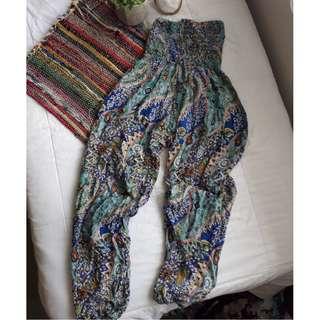 Harem Pants - Boho print