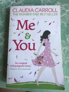 Me & You by Claudia Carroll
