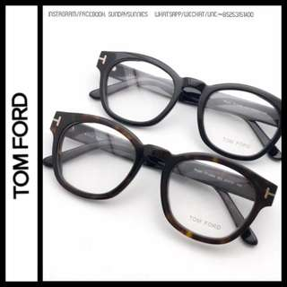 Tom Ford TF0590 Bryan eyewear 平光眼鏡