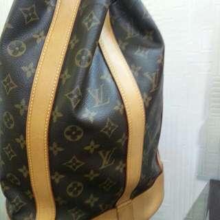 Lv 細size 拳師袋、7成新