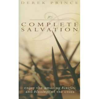 [eBook] Complete Salvation - Derek Prince